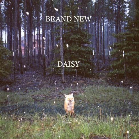 Brand New - Daisy (CD) - image 1 of 3