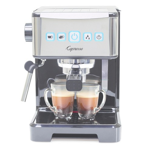 Capresso Ultima PRO Espresso & Cappuccino Machine Stainless Steel 124.01 - image 1 of 5