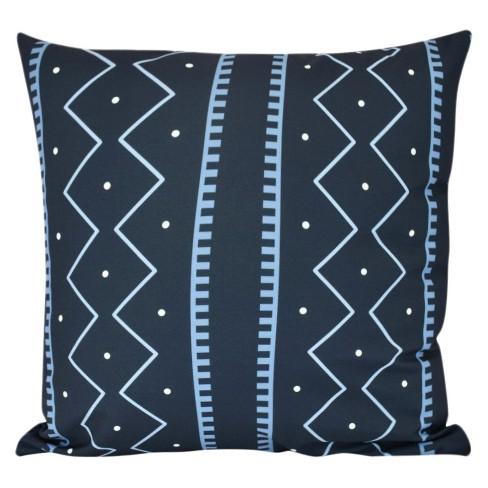 mudcloth geometric print pillow target