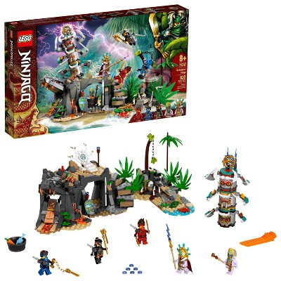 LEGO NINJAGO The Keepers' Village Building Toy 71747