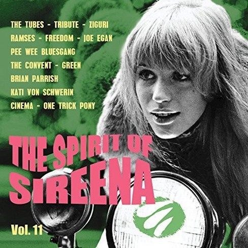 Various - Spirit Of Sireena:Vol 11 (CD) - image 1 of 1