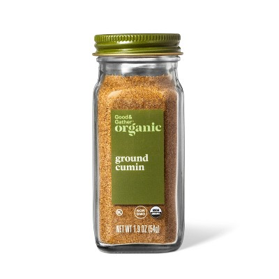 Organic Ground Cumin - 1.9oz - Good & Gather™