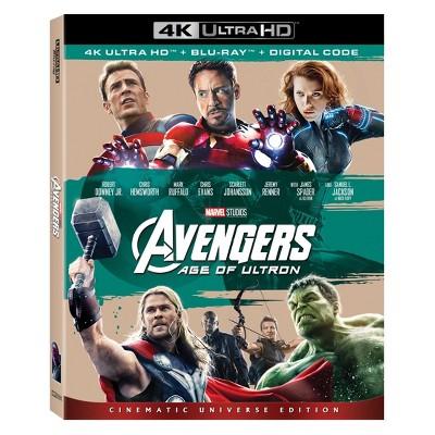 Marvel's Avengers: Age Of Ultron (4K/UHD)