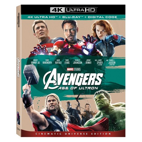 Marvel's Avengers: Age Of Ultron (4K/UHD) - image 1 of 1