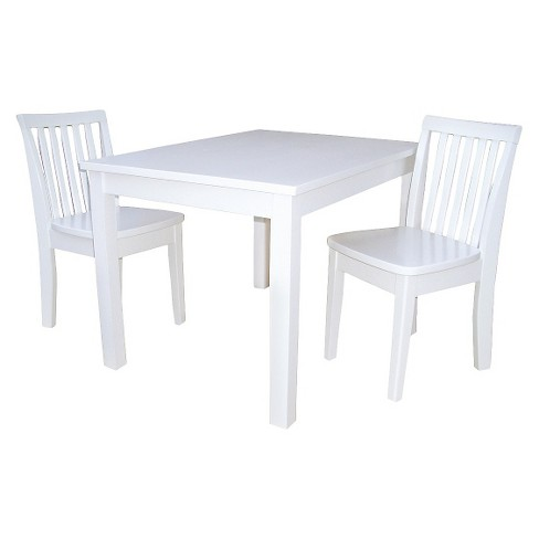 Kids Table and Chair Set - International Concepts - image 1 of 2