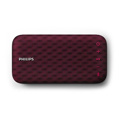 Philips® EverPlay Portable Bluetooth Speaker - Pink (BT3900)