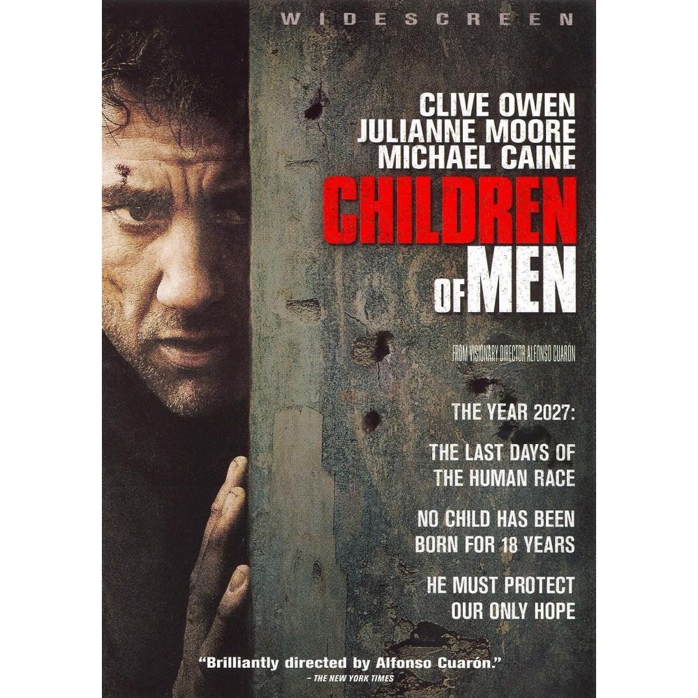 Children of Men (WS) (dvd_video)