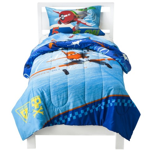 Disney® Planes Twin Comforter - Blue - image 1 of 1