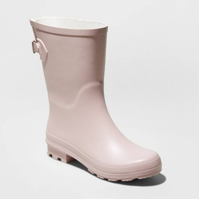 Women's Vicki Mid Rain Boot   A New Day™ by A New Day