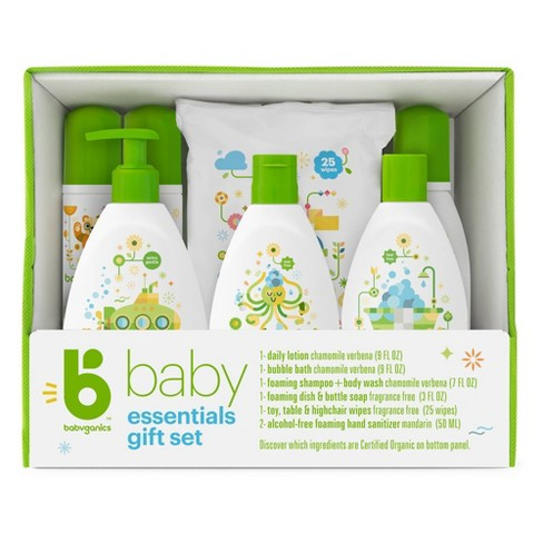 Babyganics Essentials Gift Set - image 1 of 3