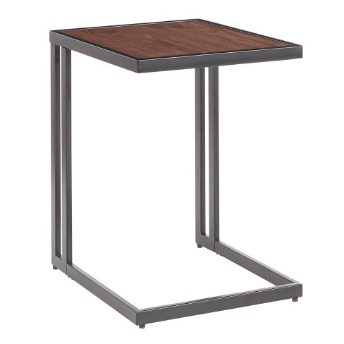 Roman Industrial Side Table - LumiSource - image 1 of 4
