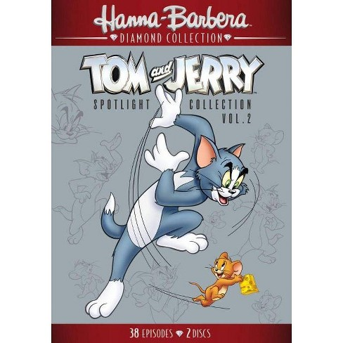 Tom & Jerry: Spotlight Collection 2 (DVD) - image 1 of 1