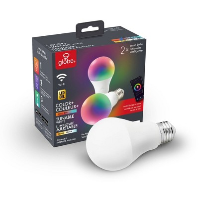 Globe Electric Smart Bulb LED Frosted