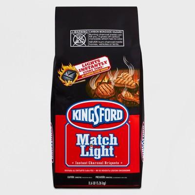 Kingsford Match Light Instant Charcoal Briquettes 11.6lb Bag