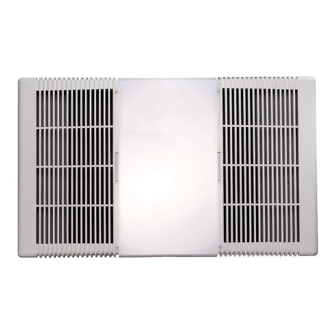 Broan Bathroom Bath Ceiling Combination, Bathroom Vent Heater And Light