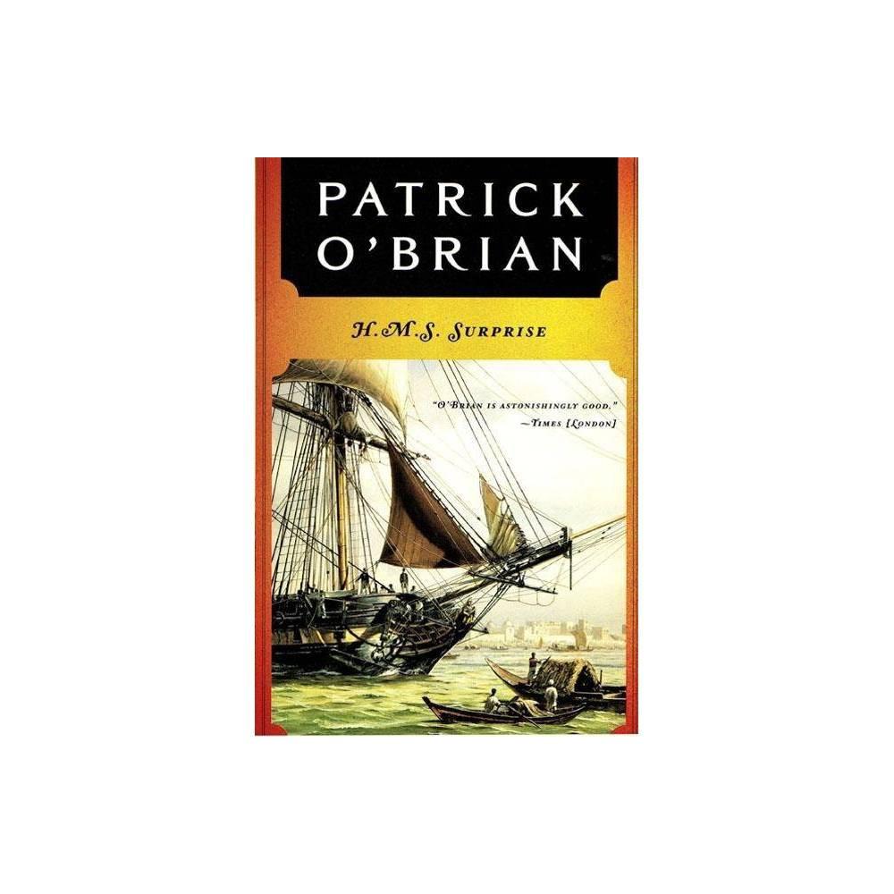 H M S Surprise Aubrey Maturin Paperback By Patrick O Brian Paperback