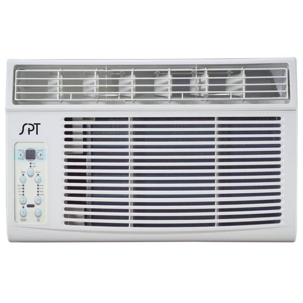 Sunpentown - 10000-Btu Energy Star Window Air Conditioner - White