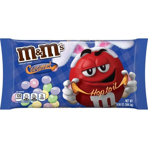 M&M's Caramel Easter Chocolate Candies - 9.5oz - image 1 of 4