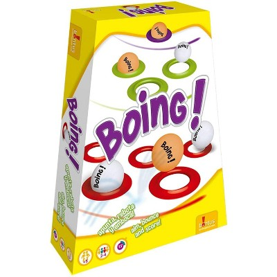 Bontus Boing! Family Board Game | For 2-4 Players