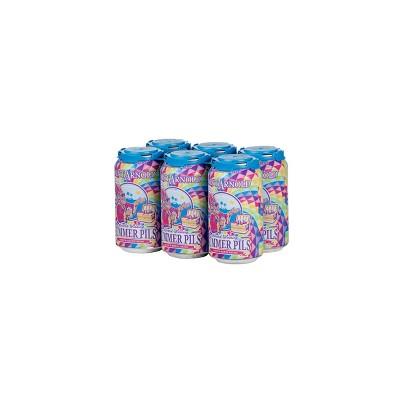 Saint Arnold Summer Pils Beer - 6pk/12 fl oz Cans