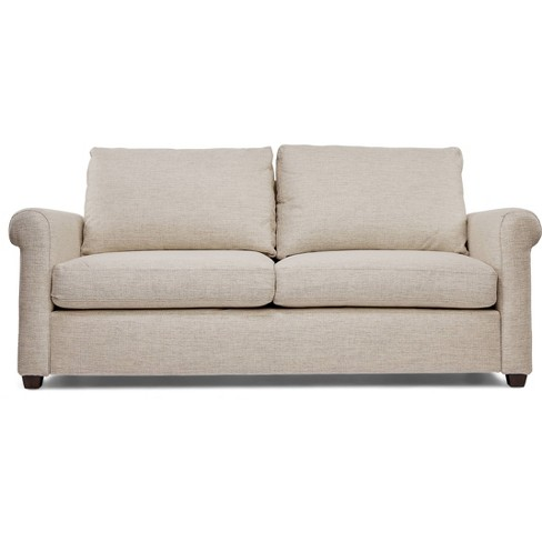 Lewis Rolled Arm Sofa - Truly Home - image 1 of 4