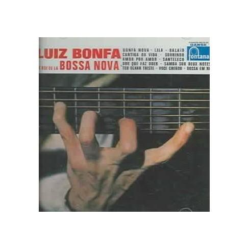 Luiz Bonfa - Le Roi De La Bossa Nova (The King Of Bossa Nova) (CD) - image 1 of 1