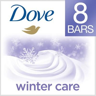 Bar Soap: Dove Beauty Bar Winter Care