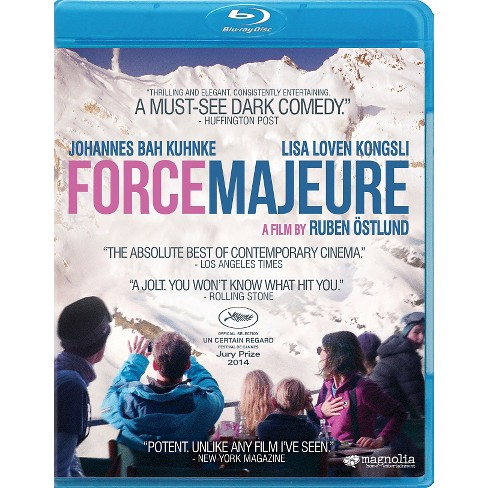 Force Majeure (Blu-ray) - image 1 of 1