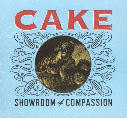 Cake - Showroom of Compassion (CD) - image 1 of 1