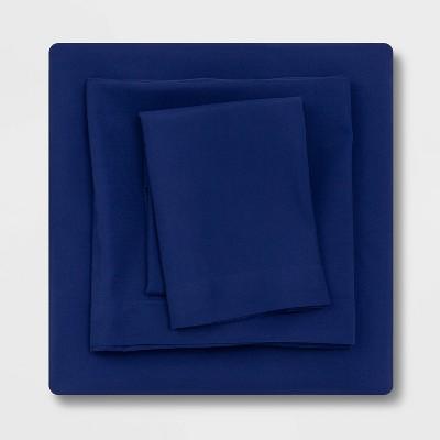 Microfiber Solid Sheet Set - Room Essentials™
