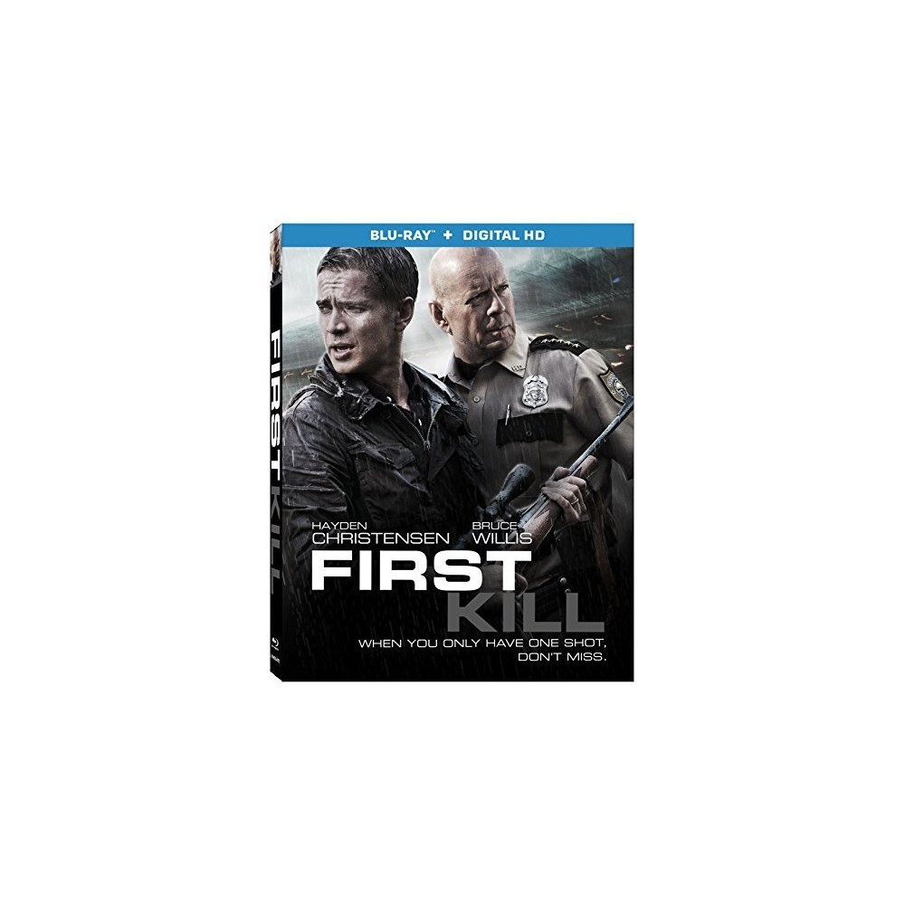 First Kill (Blu-ray), Movies