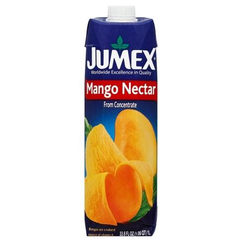 Jumex Mango Nectar Fruit Juice - 33 8 fl oz Carton