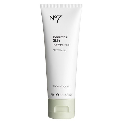 No7 Beautiful Skin Purifying Mask - 2.5oz - image 1 of 1