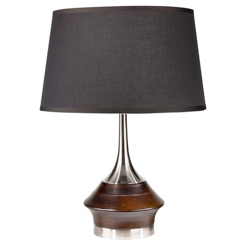 Brannock Table Lamp - Silver - image 1 of 1