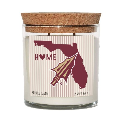 NCAA Florida State Seminoles Home State Candle
