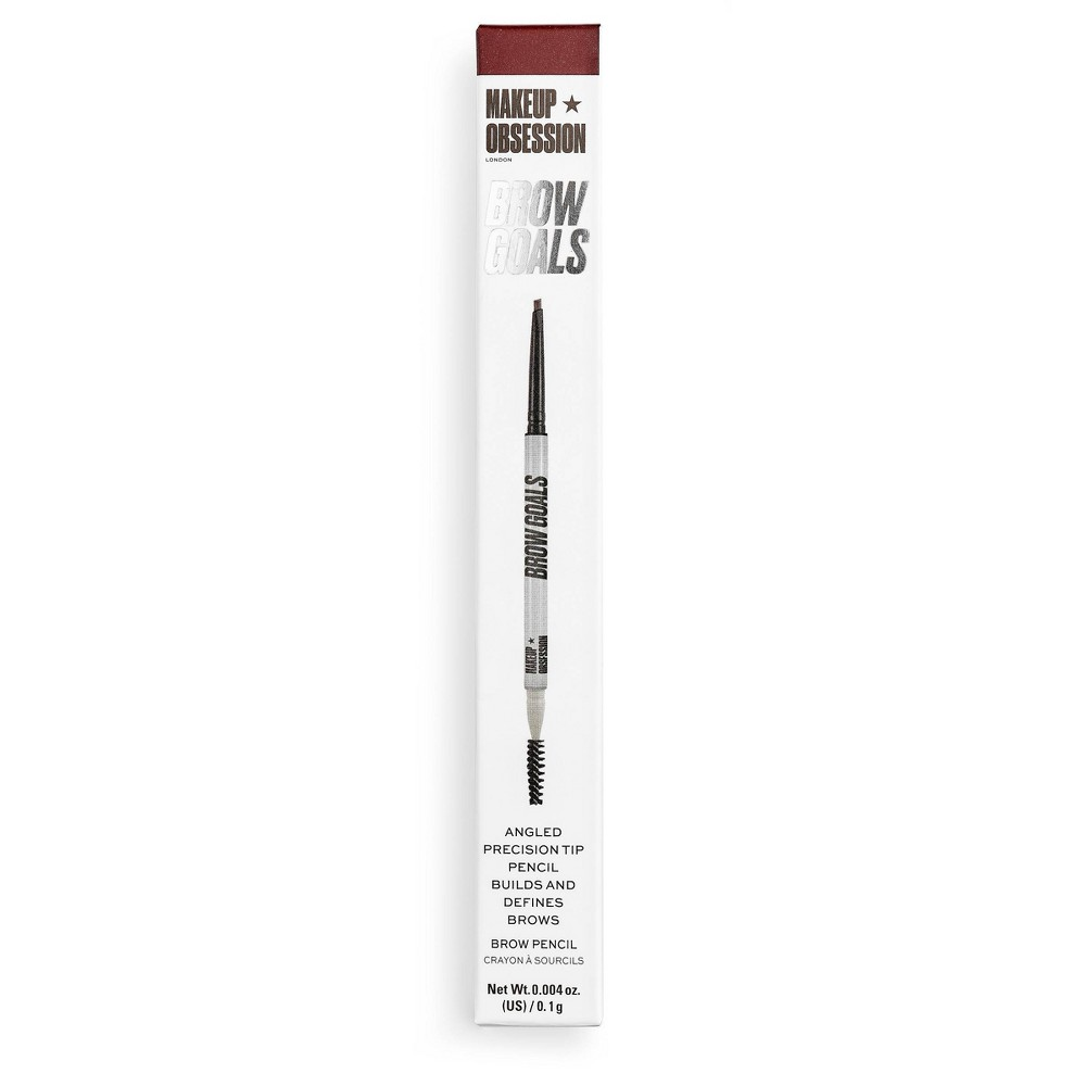 Image of Makeup Obsession Brow Goals Brow Pencil - Warm Brown - 0.004oz