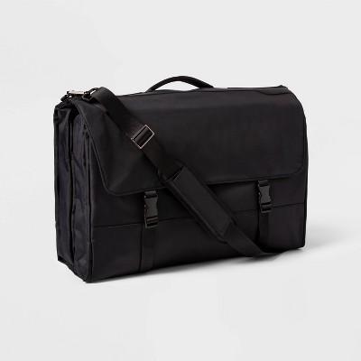 Carry On Garment Bag Black - Open Story™