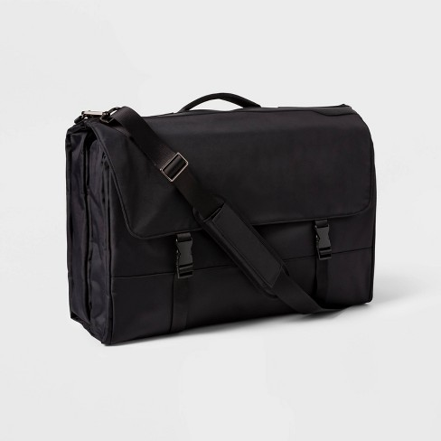 Carry On Garment Bag Black - Open Story™ - image 1 of 4