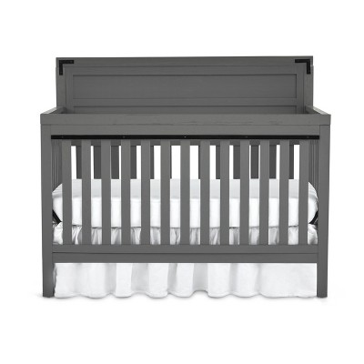 Fisher-Price Paxton 4-in-1 Convertible Crib - Weathered Gray