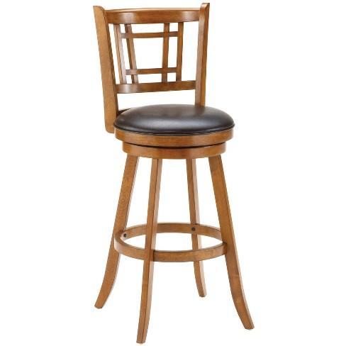Fairfox Barstool - Oak - Hillsdale Furniture - image 1 of 4