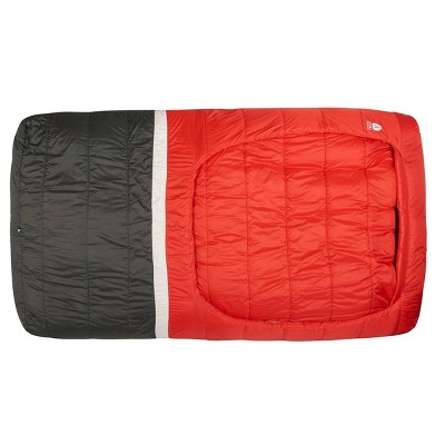 Sierra Designs Frontcountry Duo 20 Degree Long Sleeping Bag - Red