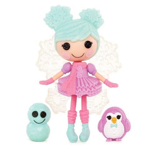 Mini Lalaloopsy Doll Sweater Snowstorm - image 1 of 2