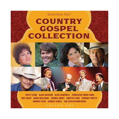 Various - Bill Gaither's Classic Country Gospel Favorites (CD) - image 1 of 1