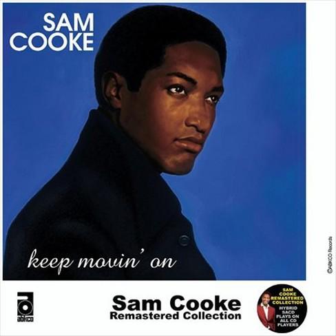 Sam Cooke - Keep Movin' on (CD) - image 1 of 1