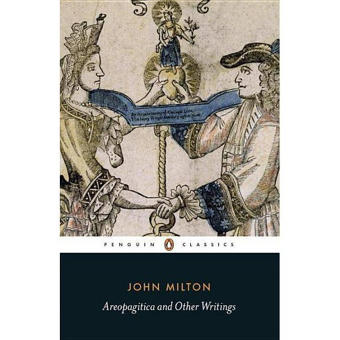 Areopagitica and Other Writings - (Penguin Classics) by  John Milton (Paperback) - image 1 of 1