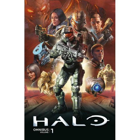 Halo Omnibus Volume 1 - by  Brian Reed & Chris Schlerf & Duffy Boudreau (Paperback) - image 1 of 1