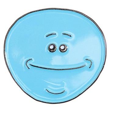 Hot Properties Rick and Morty Enamel Collector Pin: Mr. Meeseek