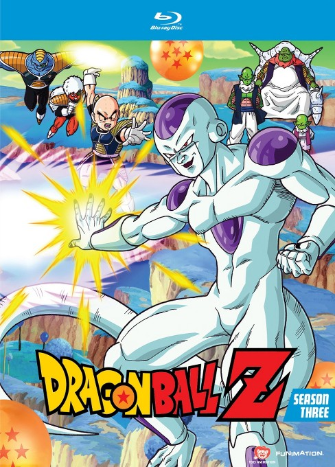 Dragon ball z:Season 3 (Blu-ray) - image 1 of 1