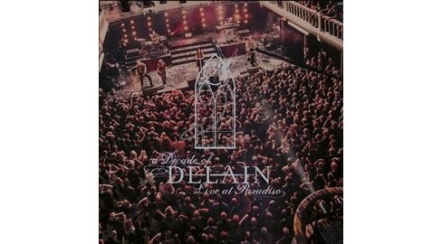 Delain - Decade Of Delain Live At Paradiso (CD) - image 1 of 1