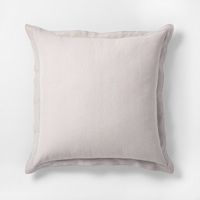 Euro Pillow Taupe - Hearth & Hand™ with Magnolia